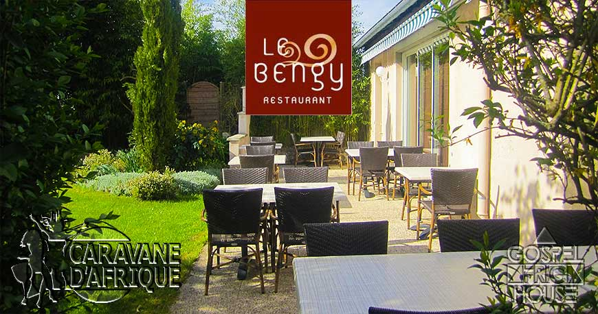 Le Bengy à Nevers dispose d'une belle terrasse.